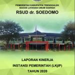 Laporan Kinerja Instansi Pemerintah 2020